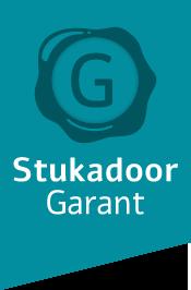 Logo Stukadoor Garant
